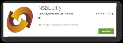 NSDL Payment bank zero balance account