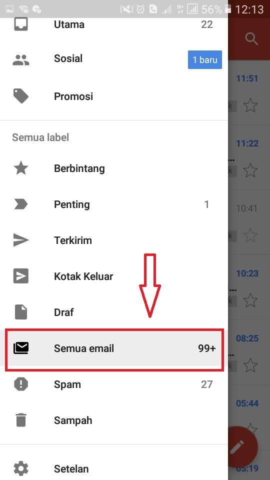 Temukan Cara Melihat Email Yang Di Arsipkan Di Gmail Terbaru