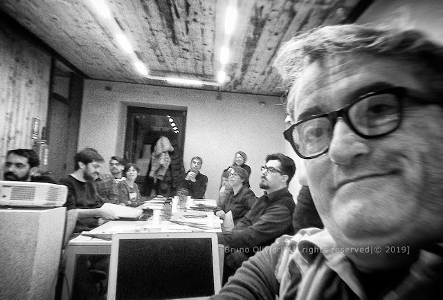 1° corso Scuola FUMÉ di Cagliari - © Bruno Olivieri 2019