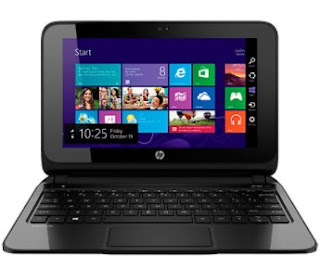 HP Pavilion 10 TouchSmart 10-f100 Notebook PC Full Drivers
