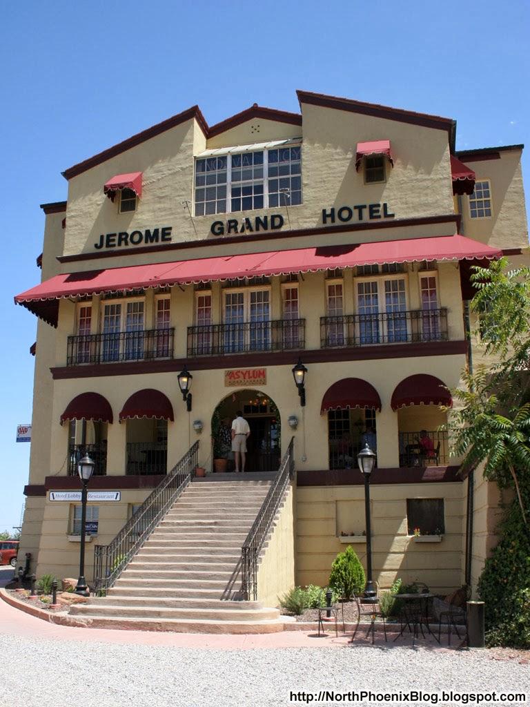15 historic hotels in arizona. Black Bedroom Furniture Sets. Home Design Ideas