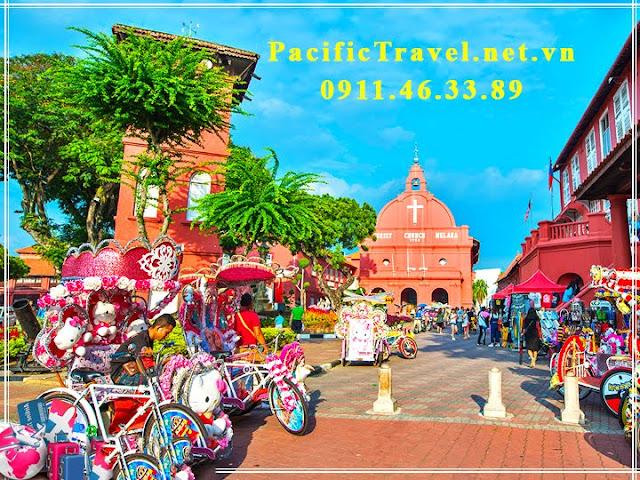 Tour du lịch Singapore Malaysia giá tốt 2017 dịp lễ từ TPHCM