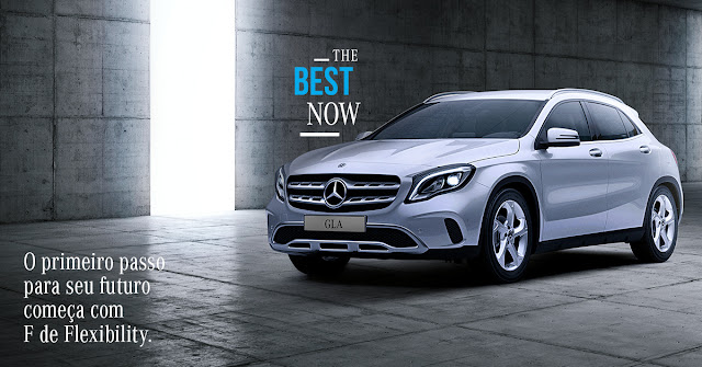 Mercedes Classe C e GLA têm condições especiais em junho