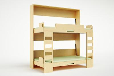 سرير قابل للطي، سرير ذكي، سرير زائرين، سرير للضيوف، سرير اطفال، سرير للمساحات الصغيرة
