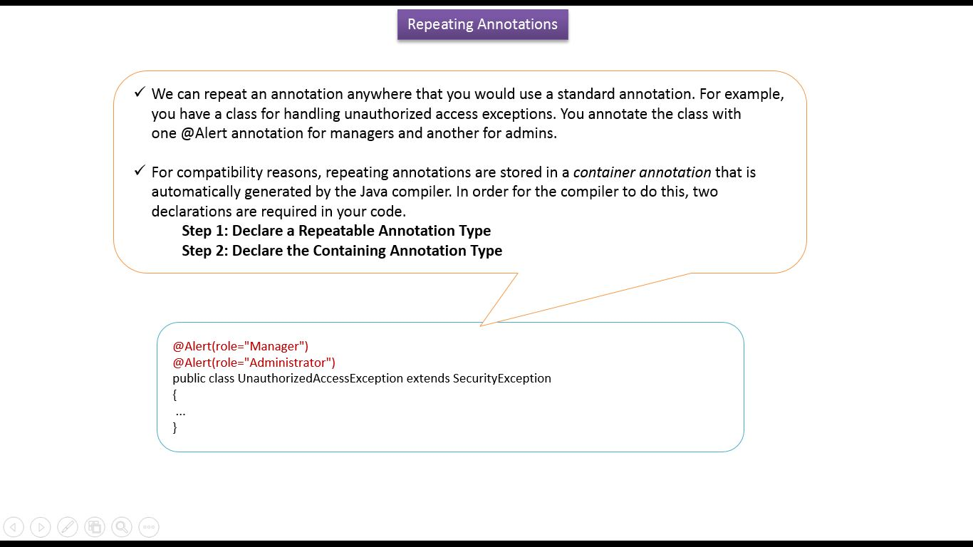 Annotations in java tutorial image collections any tutorial examples java ee java tutorial annotations in java java annotations java tutorial annotations in java java annotations baditri Images