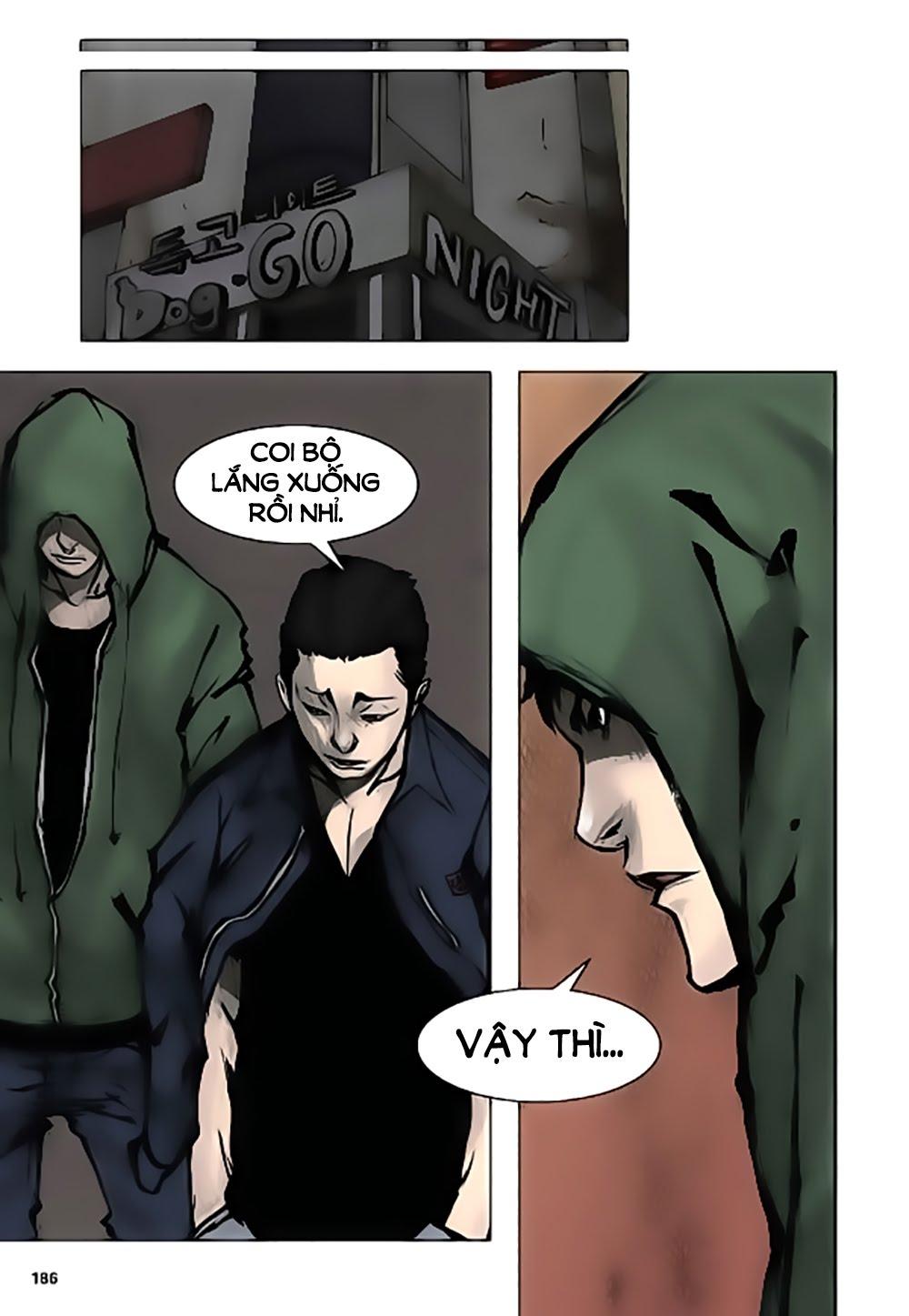 Tong | Tổng chap 30 - Trang 9