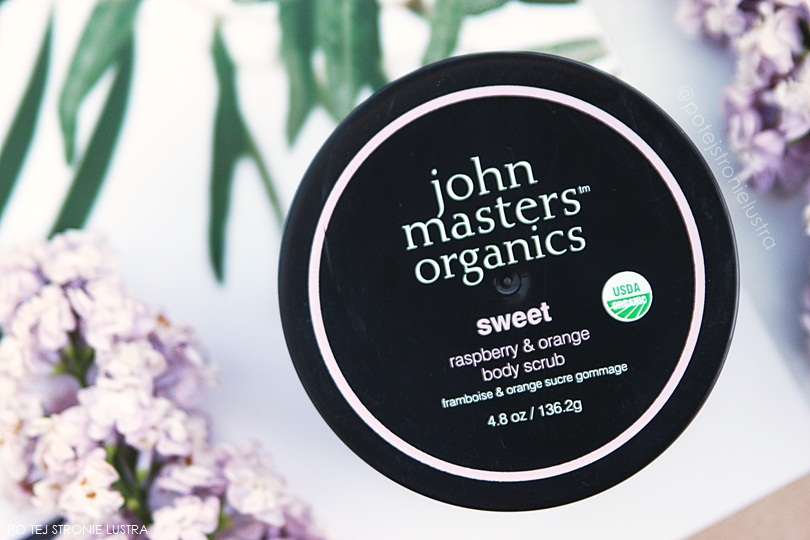 john masters organics sweet raspberry & orange