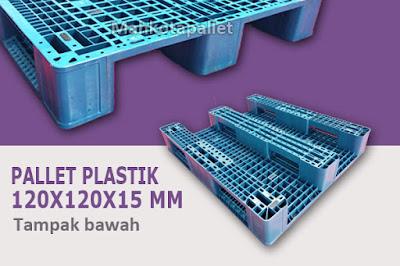 Pallet Plastik 120x120 x 16 | Spesifikasi & Harga
