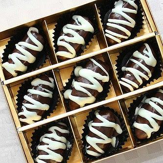 kurma coklat