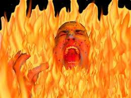 Como o inferno realmente é?