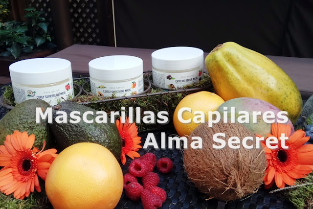 Alma Secret Mascarillas Capilares