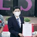 Wakil Walikota Bitung Resmikan SMA Yayasan Generasi Bintang