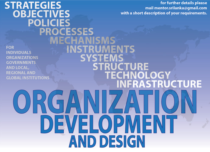 The institute for organization development and design.