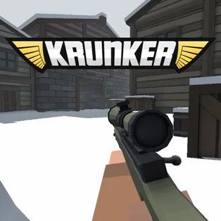 لعبة Krunker كرونكر اون لاين بدون تحميل العاب فرايف اون لاين