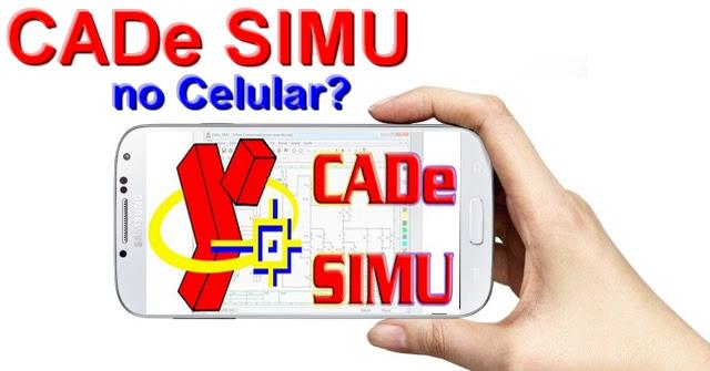 CADe SIMU para celular?