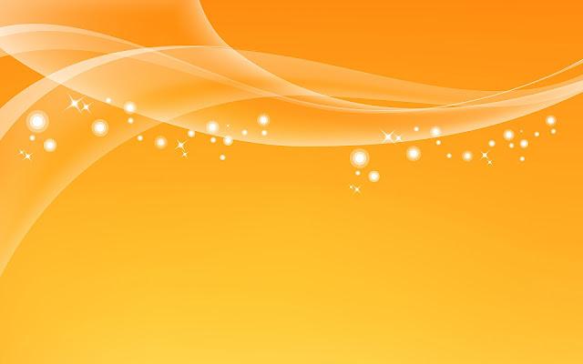 Oranje abstracte achtergrond met witte lijnen