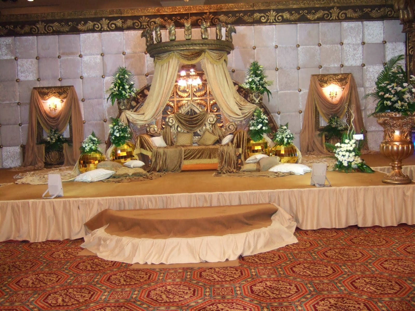 Hall Decoration Ideas For Wedding
