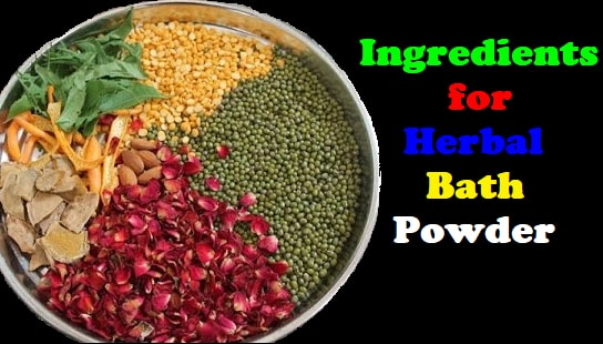 Ingredients-for-Herbal-Bath-Powder
