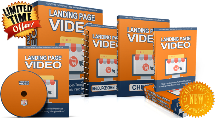 Blogger Landingpages