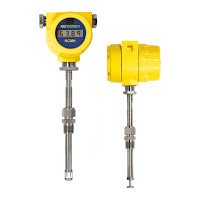 Insertion Mass Flow Meter