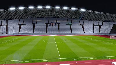 PES 2020 Stadium Stadion Poljud
