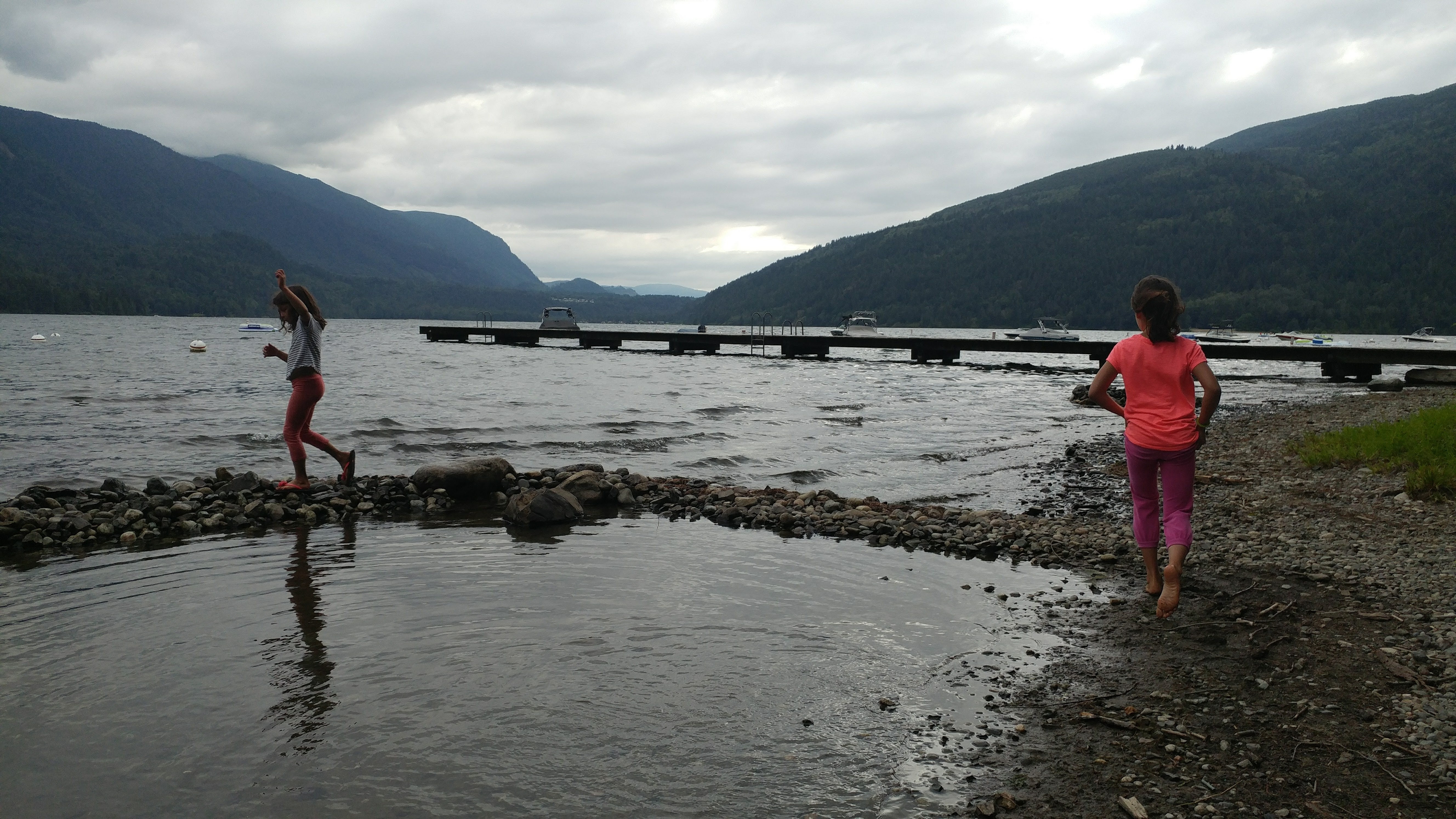 """This place is an awesome and family-friendly campground- the """"Sunnyside Campground located in Cultus lake Chilliwack bc. This was our first family camping trip ever. These moments that last forever."""