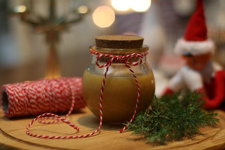 sinappi ohje, joulusinappi, mieto sinappi, helppo sinappi
