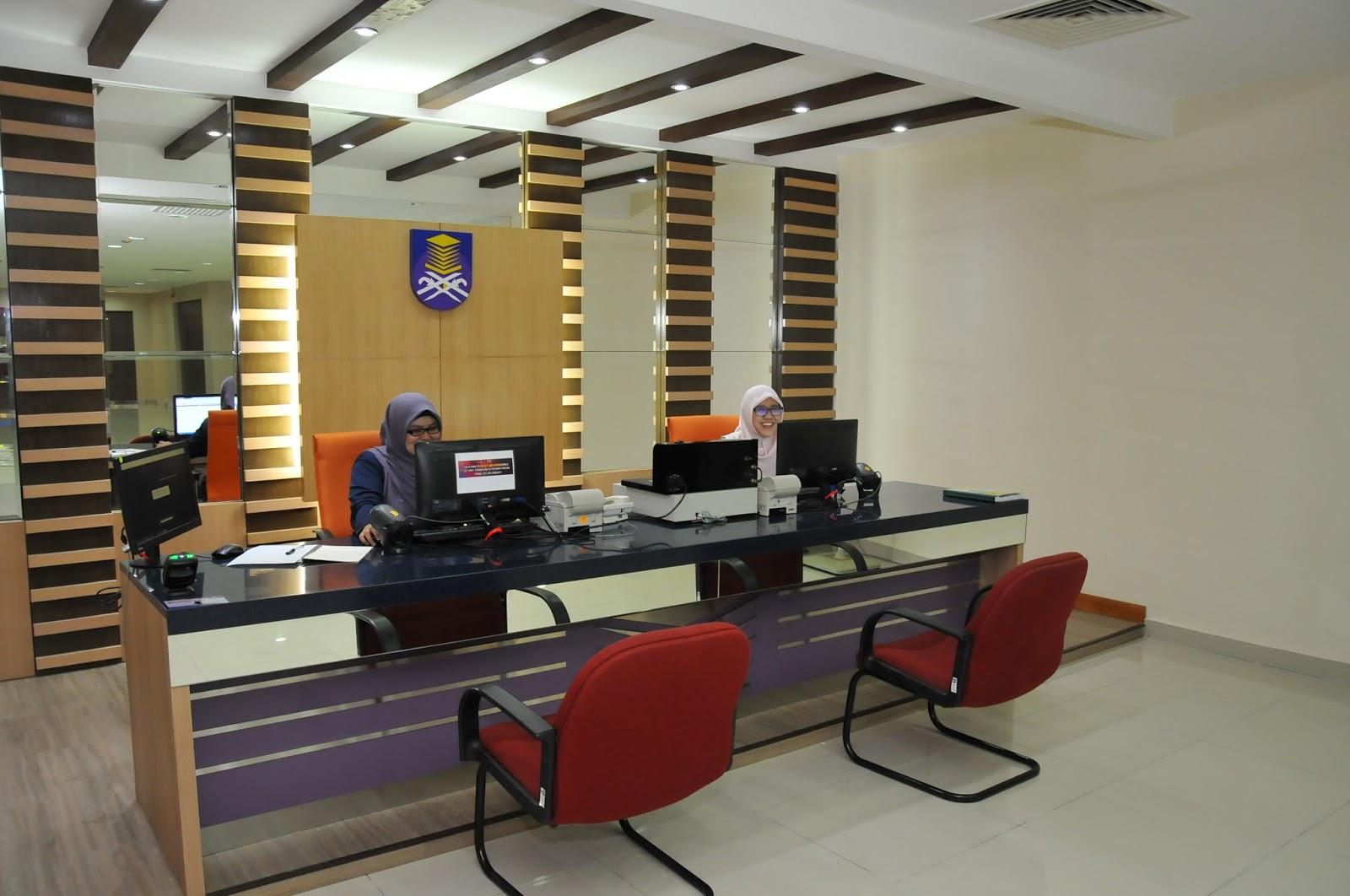 Gambar Perpustakaan Tun Abdul Razak Utama Aras 2 Perpustakaan Uitm