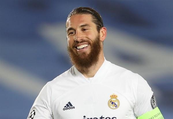 Oficial: Real Madrid, Sergio Ramos se despide hoy jueves