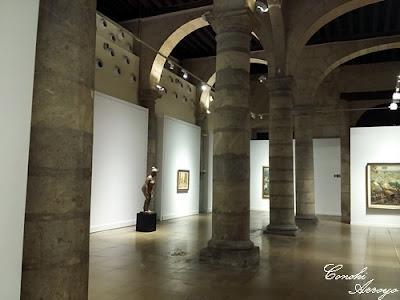 Palacio Almudí de Murcia, edificio de 1556 que tuvo como principal uso el de Pósito de granos