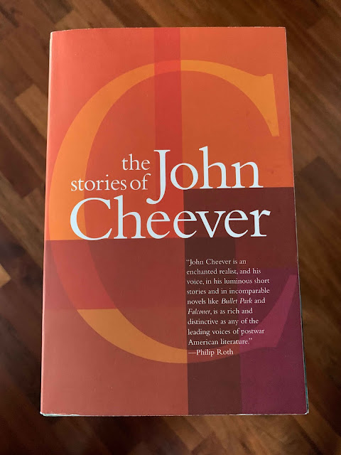 Book cover The Stories of John Cheever by John Cheever