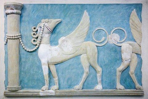Γρύπας. Το τέρας της ελληνικής μυθολογίας κατά της μαγείας και της συκοφαντίας
