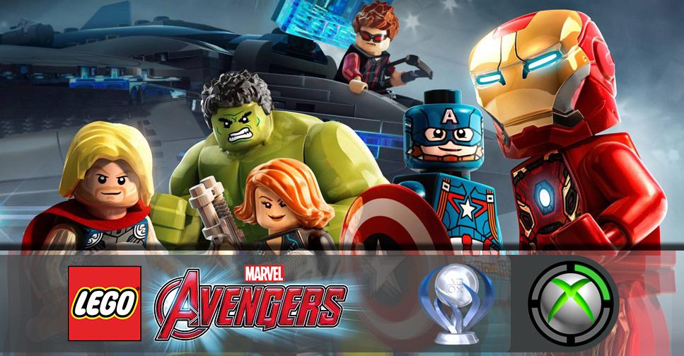 Marvel Conquistas E Troféus De multi Vingadores Guia Lego Gameblast dq0WYnRvdX