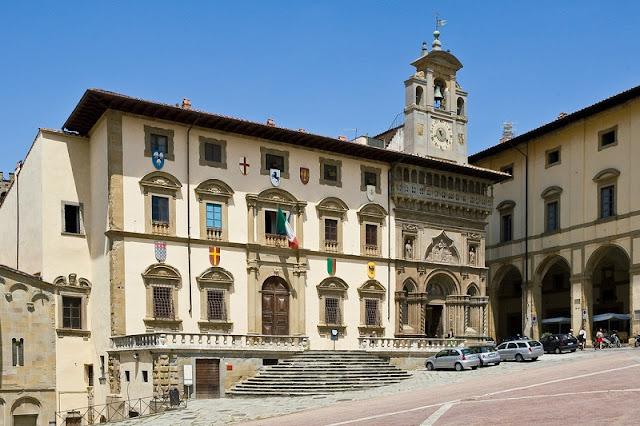 Palazzetto della Fraternità dei Laici em Arezzo