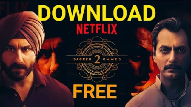 Download Sacred Games Season 2 in Hindi