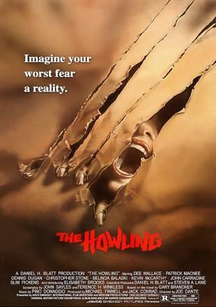 The Howling 1981 BRRip Dual Audio    1080p    720p    480p [Hindi-English]