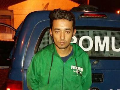 ROMU da GCM de Paranaguá (PR) captura foragido da Justiça