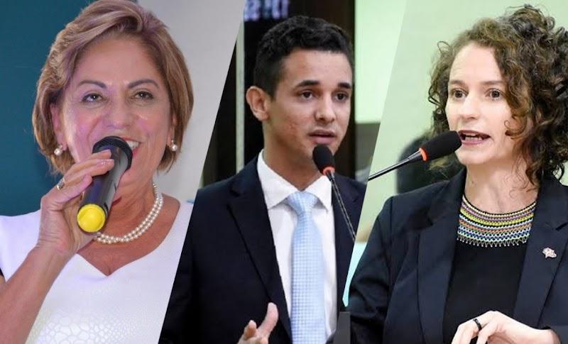 Rosalba lidera com 39% intenções de voto para a prefeitura de Mossoró