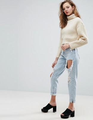 Pantalones Vaqueros Mujer 2017