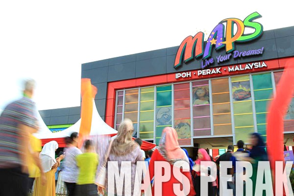 Ipoh Movie Animation Park Studios