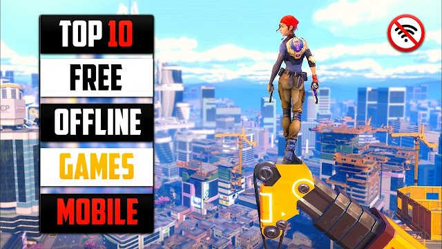 Top 5 FREE OFFLINE Games For Android 2020 High Graphics