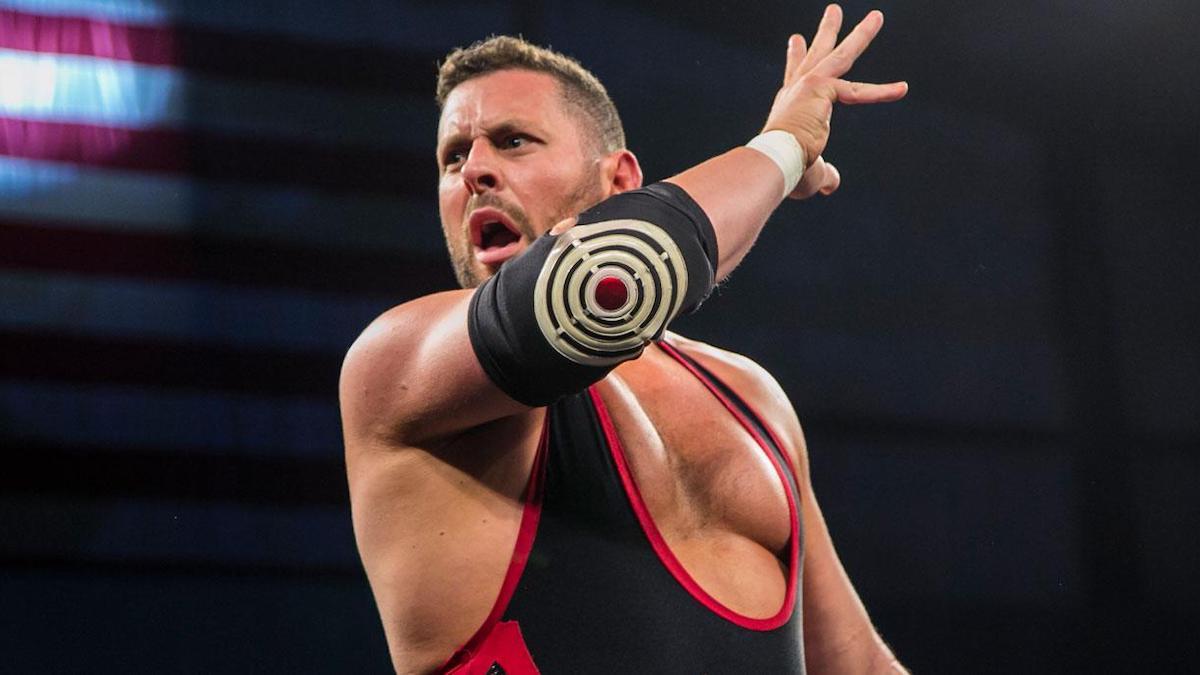 AEW deu permissão para Colt Cabana trabalhar na NJPW