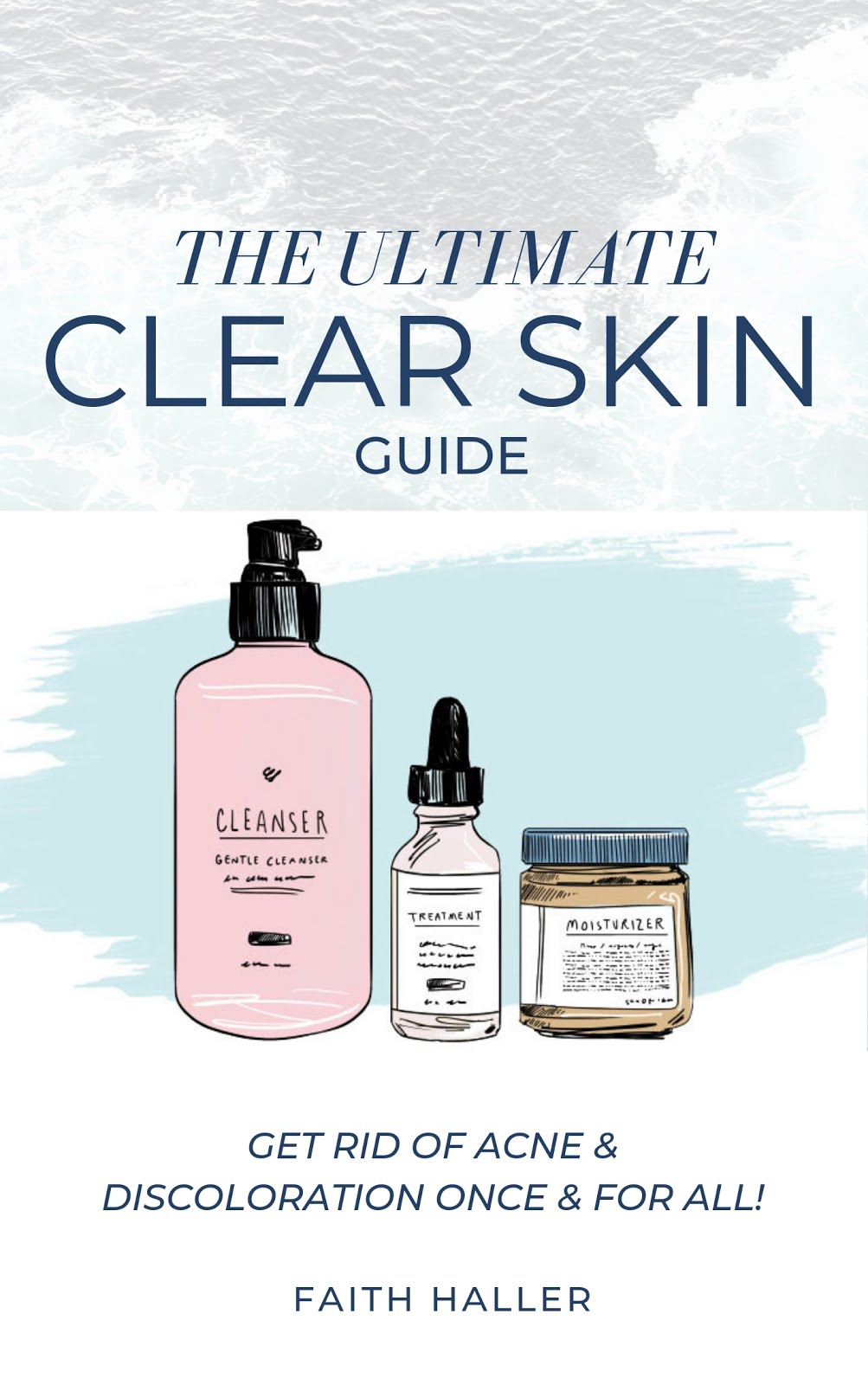 GET CLEAR SKIN TODAY!