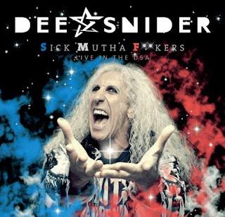 """Η live εκτέλεση του τραγουδιού """"We're Not Gonna Take It"""" από το album του Dee Snider """"S.M.F.: Live in the USA"""