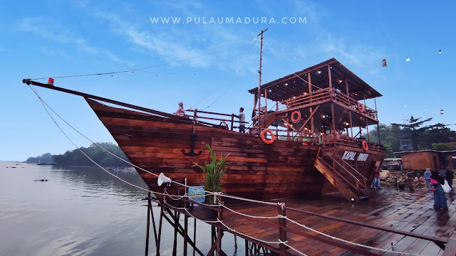 cafe wisata kapan rindu bangkalan