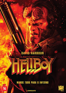 Hellboy (2019) - BDRip Dual Áudio