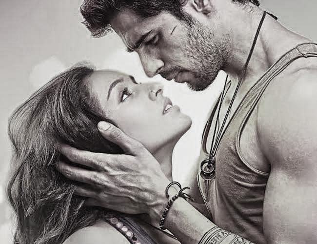 ek-villain-Sidharth Malhotra & Shraddha Kapoor-hot