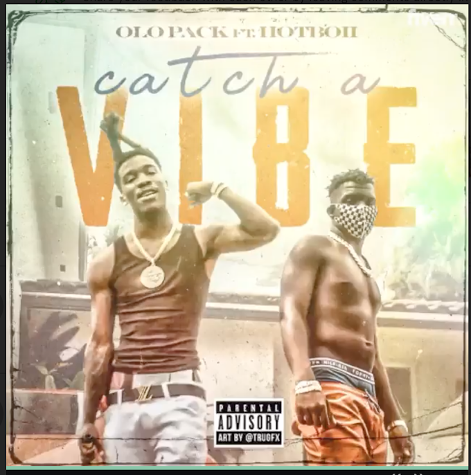 "South Florida Rapper,  Olo Pack is Making Waves and Tryna  ""Catch a Vibe"" Feat. Hotboii"