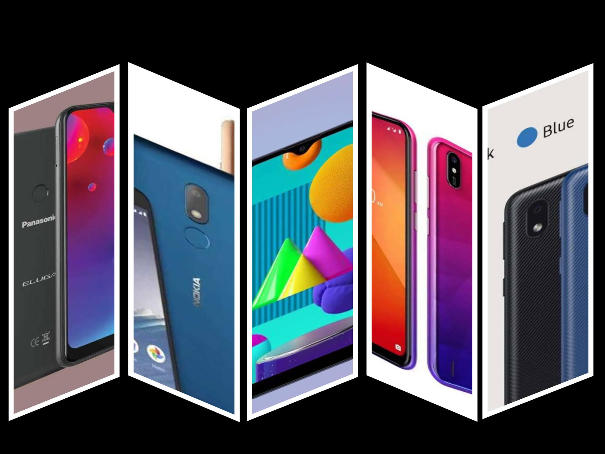 Mobile Phones: 5 non-Chinese smartphones under Rs 10,000 launched in India this year