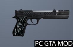 Free Download Pack De Armas Cebras  Mod for GTA San Andreas.